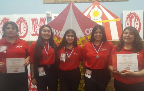 Morton FCCLA advances to state competition