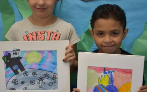Art students earn recognition at Art Meet