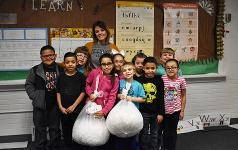 Recycling contest aids chemotherapy patients