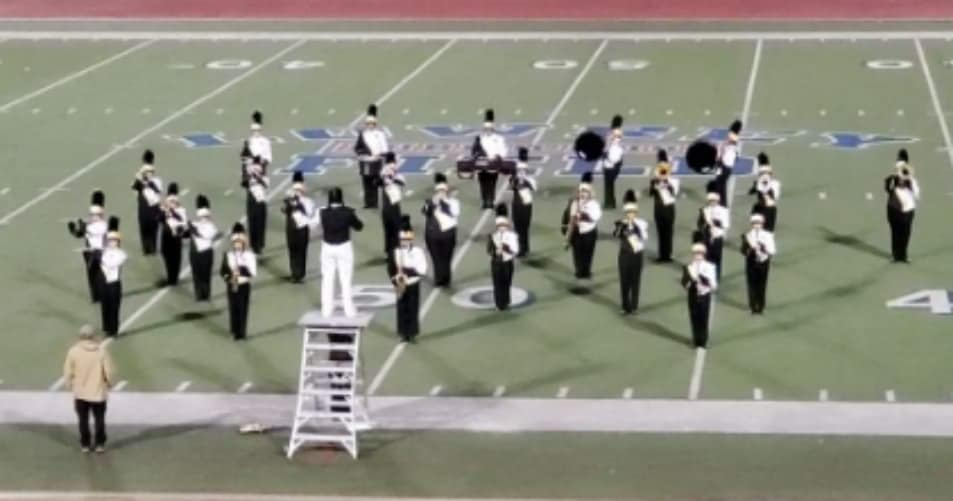Morton Band competes in UIL in Lubbock.