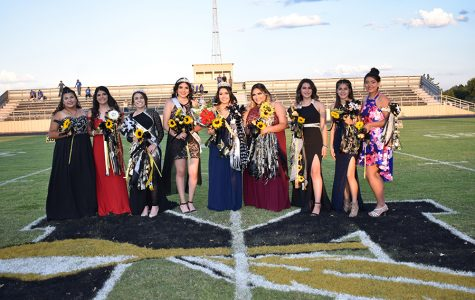 The 2019 Homecoming Court
