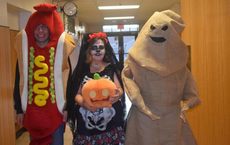 Students participate in drug awareness campaign