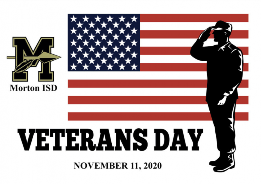 Veterans Day program goes virtual